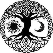 Die 33 Besten Bilder Von Keltischer Baum Celtic Tree Norse Tattoo