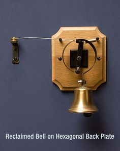 Unique period doorbell kits hand-made in a small forge in Penistone, South Yorkshire. Our doorbell kits are an elegant and robust feature that will enhance and compliment any traditional house, offering a first impression of solidity and charm.  The kits are based on traditional butler bells, and blacksmith-forged bell-pull handles of the kind believed to have been installed on the front doors of rural properties from the 18th century onwards. They evoke a rustic, traditional charm and…