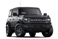 Small Suv, Small Cars, Ford Suv Models, Ford Bronco 4 Door, Bronco Car, Custom Pickup Trucks, Bronco Sports, Car Shop, Black Diamond