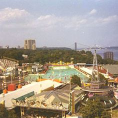 Palisades Amusement Park -- Come on over!