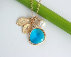 for my mom (perfect because she likes gold much better than silver)  $36