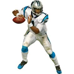 Cam Newton Life-Size Wall Graphic