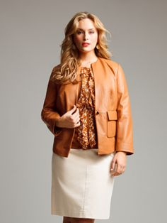 Business Casual and oh so chic from doncaster.com