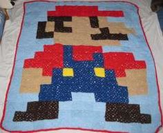 FREE-HOW -- Mario Chart == counted squares == famous creatures ==