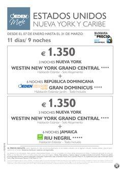 Estados Unidos- Nueva York y Caribe  desde el 7 de Enero hasta el 31 de Marzo ultimo minuto - http://zocotours.com/estados-unidos-nueva-york-y-caribe-desde-el-7-de-enero-hasta-el-31-de-marzo-ultimo-minuto/