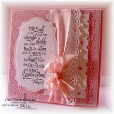 ODBDSLC199 Sketch Stamps - Our Daily Bread Designs Scripture Collection 13, ODBD Heart and Soul Paper Collection, ODBD Custom Beautiful Borders Dies, ODBD Custom Daisy Chain Background Die