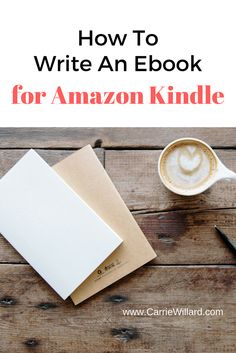 How to write an ebook for Amazon Kindle: a simple tutorial. Do you have an ebook in you? Get it in the Amazon marketplace asap!