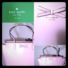 Kate Spade Large Pink Tote ➡️New with tag attached                                        No trades                                                              ✈️Fast shipping (same day/next day) kate spade Bags Totes