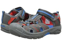 Merrell Kids Hydro (Toddler/Little Kid) Grey/Blue - Zappos.com Free Shipping BOTH Ways