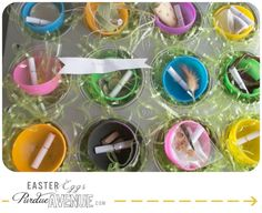 I'm totally using this Resurrection Eggs idea for my Young Women's lesson on Sunday. I'm such a good copy cat!