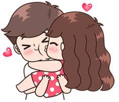 Babu ka pyar Mmmmm honey Allah bless protect my darling husband meri zindagi meri jaan Muuuuuah ❤☀️🍉🍒🍒🍉🍒🍒🍎🍎🍏🍏 Cute Chibi Couple, Love Cartoon Couple, Cute Love Cartoons, Cute Couple Art, Anime Love Couple, Cute Couples, Cute Love Pictures, Cute Cartoon Pictures, Cute Love Gif