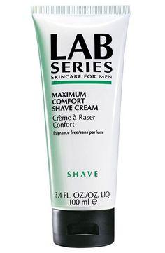 Lab Series Skincare for Men Maximum Comfort Shave Cream available at #Nordstrom