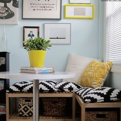 How to Style a Small Dining Space