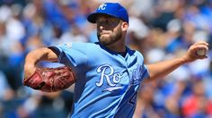 Royals lefty Danny Duffy to DL with oblique strain - ESPN