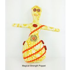Handmade Girl Voodoo Doll with Strength Intention. She contains a magical blend of flowers / herbs to promote strength, courage, self esteem, bring good luck. She is a piece of mixed media fiber art with spiritual goals. Voodoo Dolls, Unusual Gifts, Magical Girl, Sweet Girls, Good Night Sleep, Mixed Media Art, Girl Dolls, Fiber Art, Strength