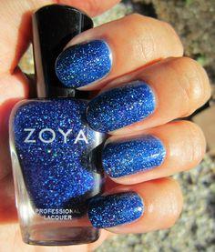 Concrete and Nail Polish: Zoya Dream