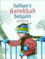 Nathan's unsuccessful search for a Hanukkah menorah takes a new turn when his Grandpa teaches him about old-fashioned bargaining.