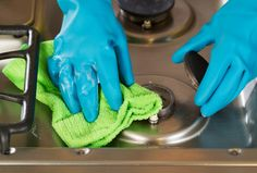 Maid and cleaning service company. We provide cleaning packages like spring cleaning, moving in and out cleaning, summer cleaning, detailed cleaning, party cleaning and much more! Clean Stove Burners, Gas Stove Burner, Deep Cleaning, Spring Cleaning, Cleaning Hacks, Cleaning Stove, Office Cleaning, Cleaning Checklist, Cleaning Recipes