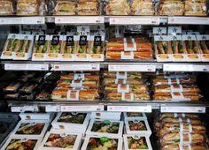 sandwich displays