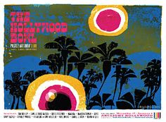 The Hollywood Bowl, one of the world's largest natural amphitheaters, opened on this day in 1922 in LA. The iconic landmark has showcased the likes of The Beatles, Judy Garland, and is the summer home of the LA Philharmonic. Our Collector's Treasure of the Day is this limited edition Hollywood Bowl Poster Artshow print. The lithograph has been hand-signed by legendary designer David Weidman, best known for his work in the '50s and '60s on Mr. Magoo and Fractured Fairy Tales cartoons.