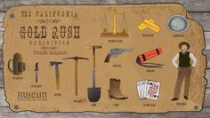 Correia Creative Design: Gold Rush