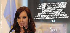 #Economía   #CFK #Cristina #LAPresidenta #LaJefa #Militancia #Argentina #PatriaGrande #Latinoamérica #AméricaLatina #AméricaLatinayelCaribe #Iberoamérica #Sudamerica #LaPatriaEsElOtro #UnidosyOrganizados #MovimientoNacionalyPopular