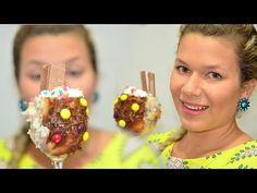 (14) Taça Tentação - Sobremesa Divertida 🍨#PinkGourmet - YouTube