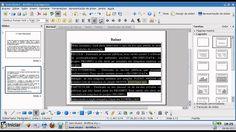 BrOffice Impress - Aula 01 - Parte 01