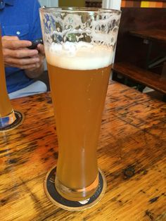 Konig Ludwig Weissbier Hell - great beer!