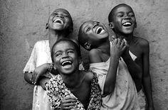 Comme les enfants Africains