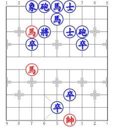 A nice #xiangqi #endgame. Can Red win? Enjoy! #chinesechess #chess #chessfan Thế cờ hay. Đỏ thắng được không nhỉ? Mời bạn thử sức.  Trích từ: Thế cờ dùng 2 quân chiến thắng A nice #xiangqi #endgame. Can Red win? Enjoy! #chinesechess #chess #chessfan Thế cờ hay. Đỏ thắng được không nhỉ? Mời bạn thử sức.  Trích từ: Thế cờ dùng 2 quân chiến thắng Fen: 2echa3/4h4/2Hk1ac2/2p3p2/9/2H6/9/5p3/4p4/5K3 Answer: http://bit.ly/1Ng7qHE