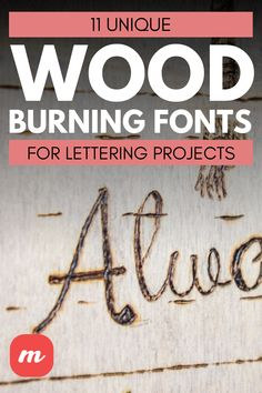 Woodburning Letters, Carving Letters In Wood, Wood Letters, Alphabet Letters, Wood Burning Tips, Wood Burning Crafts, Wood Burning Patterns, Wood Crafts, Diy Wood