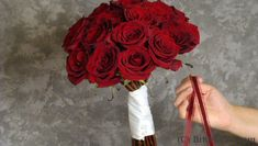 DIY rose bouquet and save