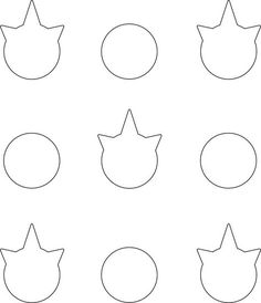 Seashell macaron template templates pinterest for Printable french macaron template
