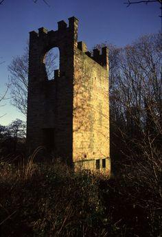Ruins near Birdwell, Barnsley