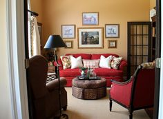 Savvy Southern Style: Sitting/Reading Room.......again