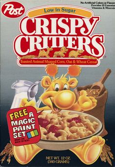 I used to love this cereal!!