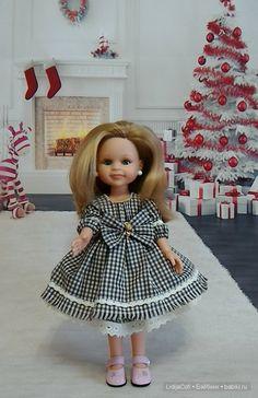 Доброго времени суток друзья и гости сайта! Сегодня хочу представить Вашему вниманию своих куколок Paola Reina. Вообще я не планировала