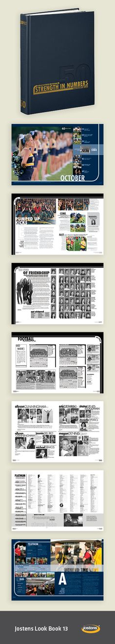 [Etruscan, Glenbrook South High School, Glenview, IL] #Yearbook #BookLook