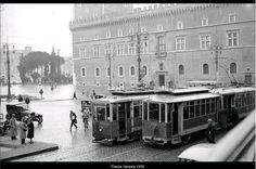 ROMA Sparita ARCHIVIO ATAC PIAZZA VENEZIA 1929