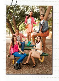 """ABC de la Moda""  Revista Messenger Mag"