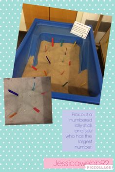 BC Curriculum Kindergarten Math Pick out a lolly stick and see who has the highest number. Maths Eyfs, Numeracy Activities, Eyfs Classroom, Kindergarten Activities, Preschool Activities, Eyfs Curriculum, Number Activities, Early Years Maths, Early Math