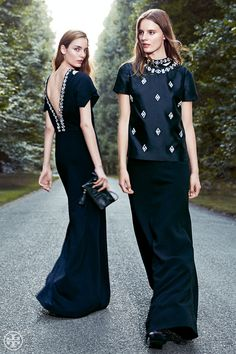 Effortless chic: Tory Burch Holiday 2013 Lookbook