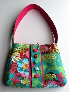 juicy handmade bag front www.facebook.com/elevenlife