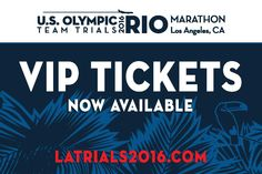 Get your VIP tickets today to see the Olympic Marathon Trials in style! Vip Tickets, Olympic Marathon, Olympic Trials, Olympics, Rio, Style, Swag, Outfits