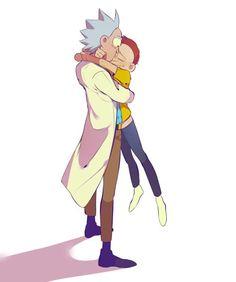 Imágenes yaoi de Rick and Morty (Rick×Morty). Si no te gusta o lo con… #detodo De Todo #amreading #books #wattpad