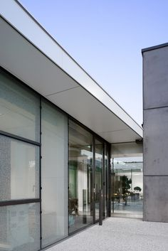 Gallery of Aseptic Office and Lab / AUM architecture - 16