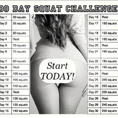 30 Day Plank Challenge | the 30 day plank challenge going around and then i saw this 30 day ...