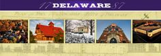 """Take a step back in time and travel through the historical crossroads of our great nation on the Delaware History Trail! Learn about Delaware's early settlers, influential patriots and creative minds driving the industrial revolution.   Download a passport and earn the limited-edition """"Landmarks and Legacies"""" book at http://www.visitdelaware.com/delaware-history-trail."""