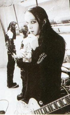 Joey Jordison!
